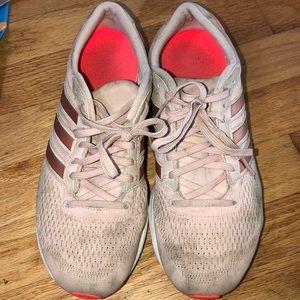 Adidas boost asidero Boston rose gold 7.5